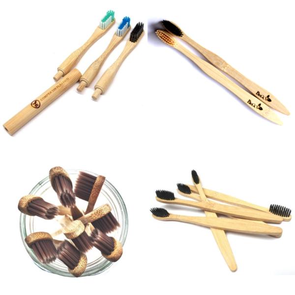 Cepillos de bambu ecologicos costa rica