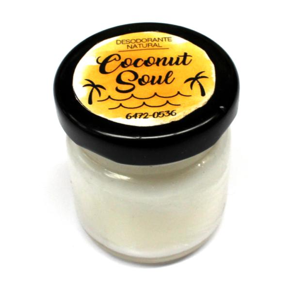 Desodorante Natural Coco Sin Plástico