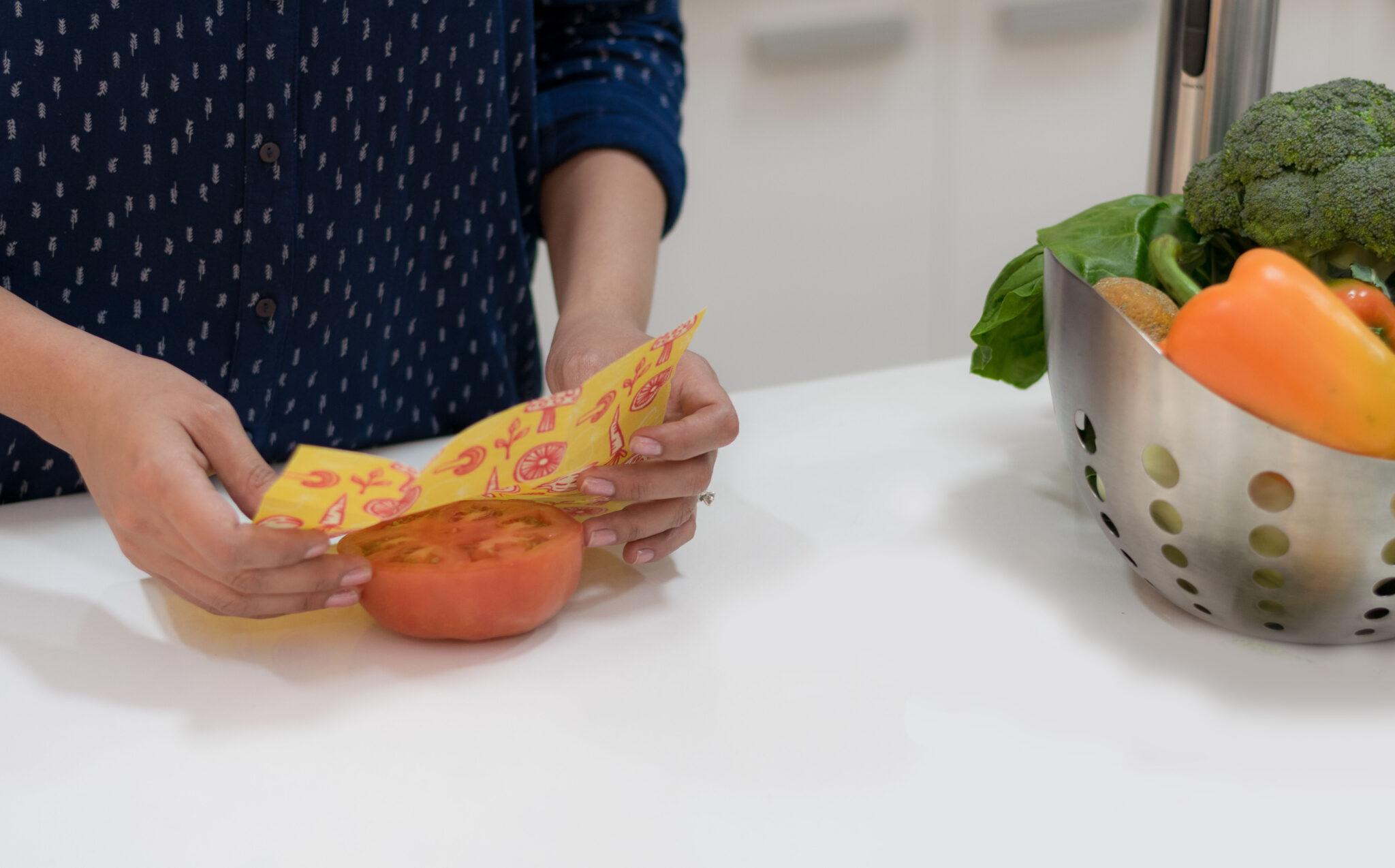 Envoltorios para Alimentos Cera Abeja