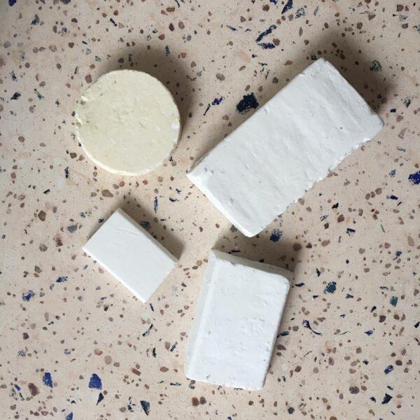 Jabón Sólido para Manos y Cuerpo