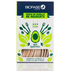Cubiertos Compostable Sin Plástico Costa Rica