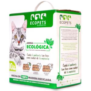 Arena Ecológica Para Mascotas