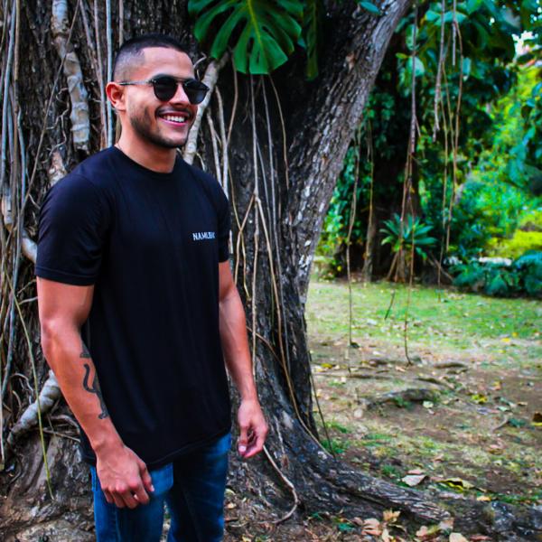 Camisa Biodegradable Bambú