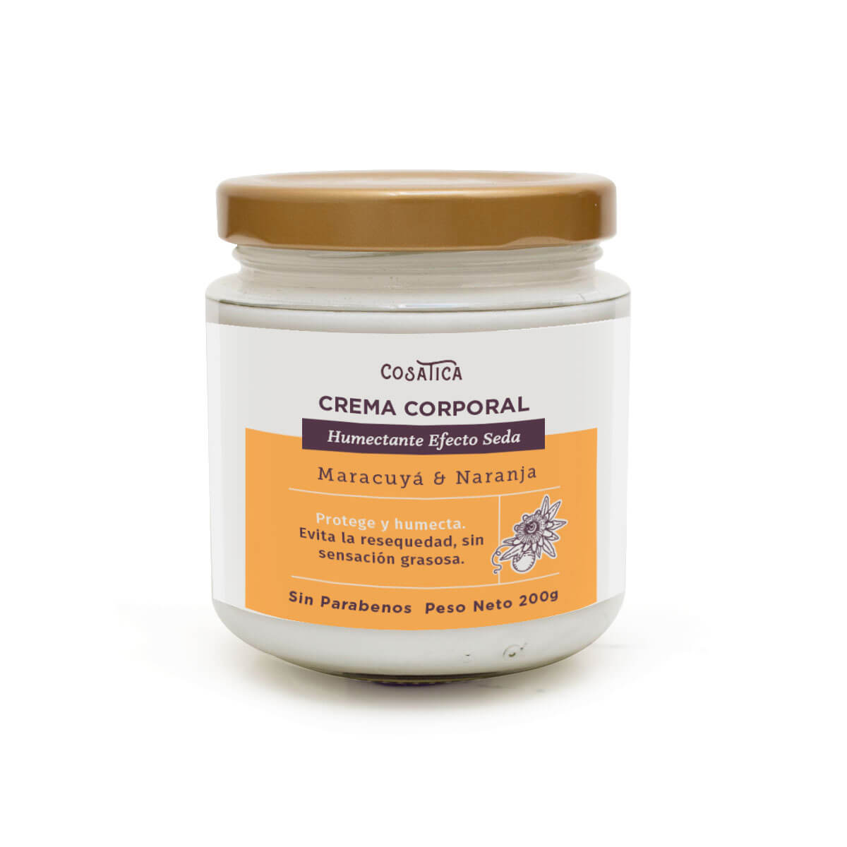 Crema Corporal Ecológica