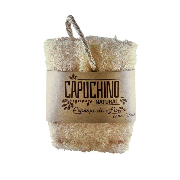Esponja Biodegradable Jabón de Baño