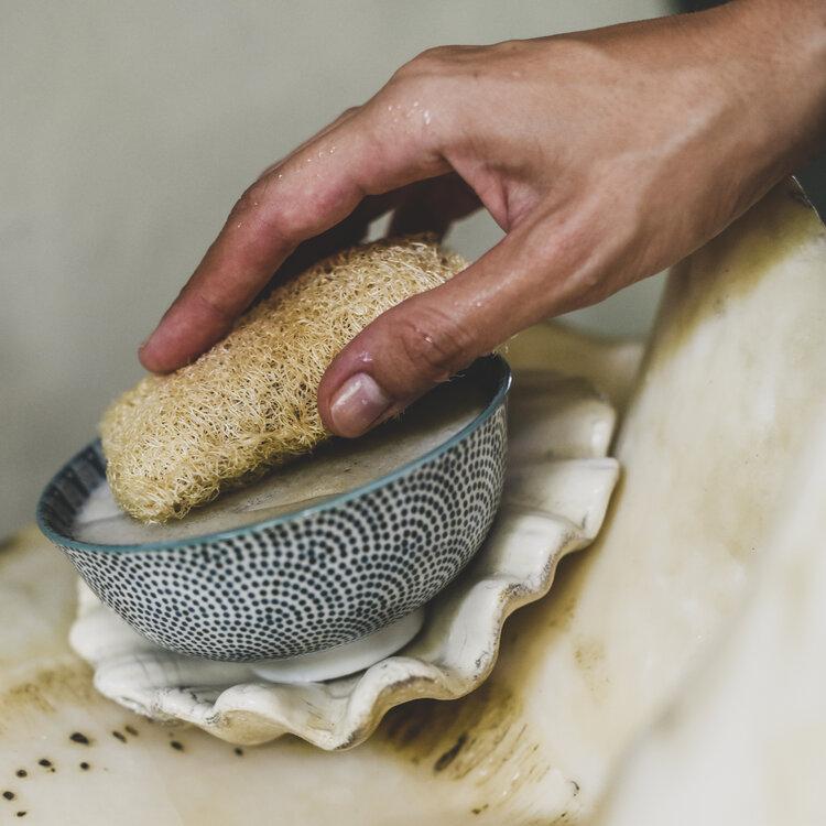 Jabón Lavaplatos Natural