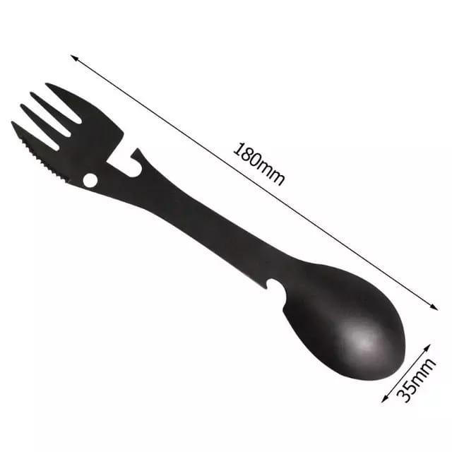 Cuchara Tenedor Sostenible 5 en 1