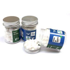 Pasta de dientes en tabletas ecológica costa rica