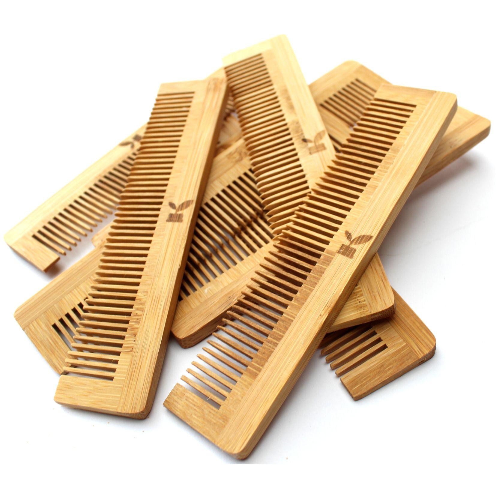 Peine de Bambú Biodegradable Costa Rica