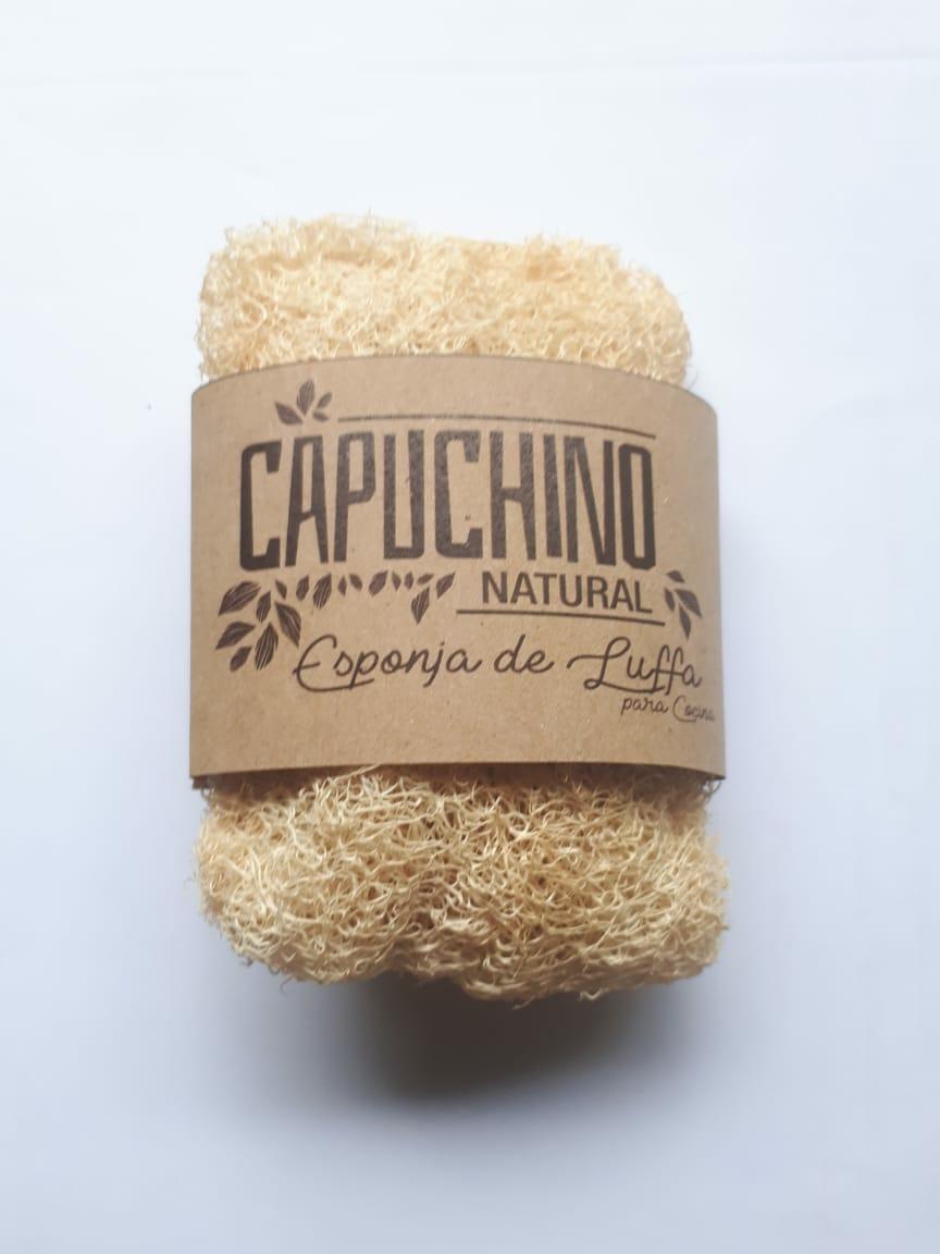 Esponja Biodegradable Cocina.