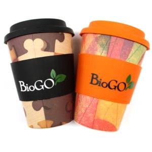 Tazas Reutilizables Fibra Bambú Costa Rica