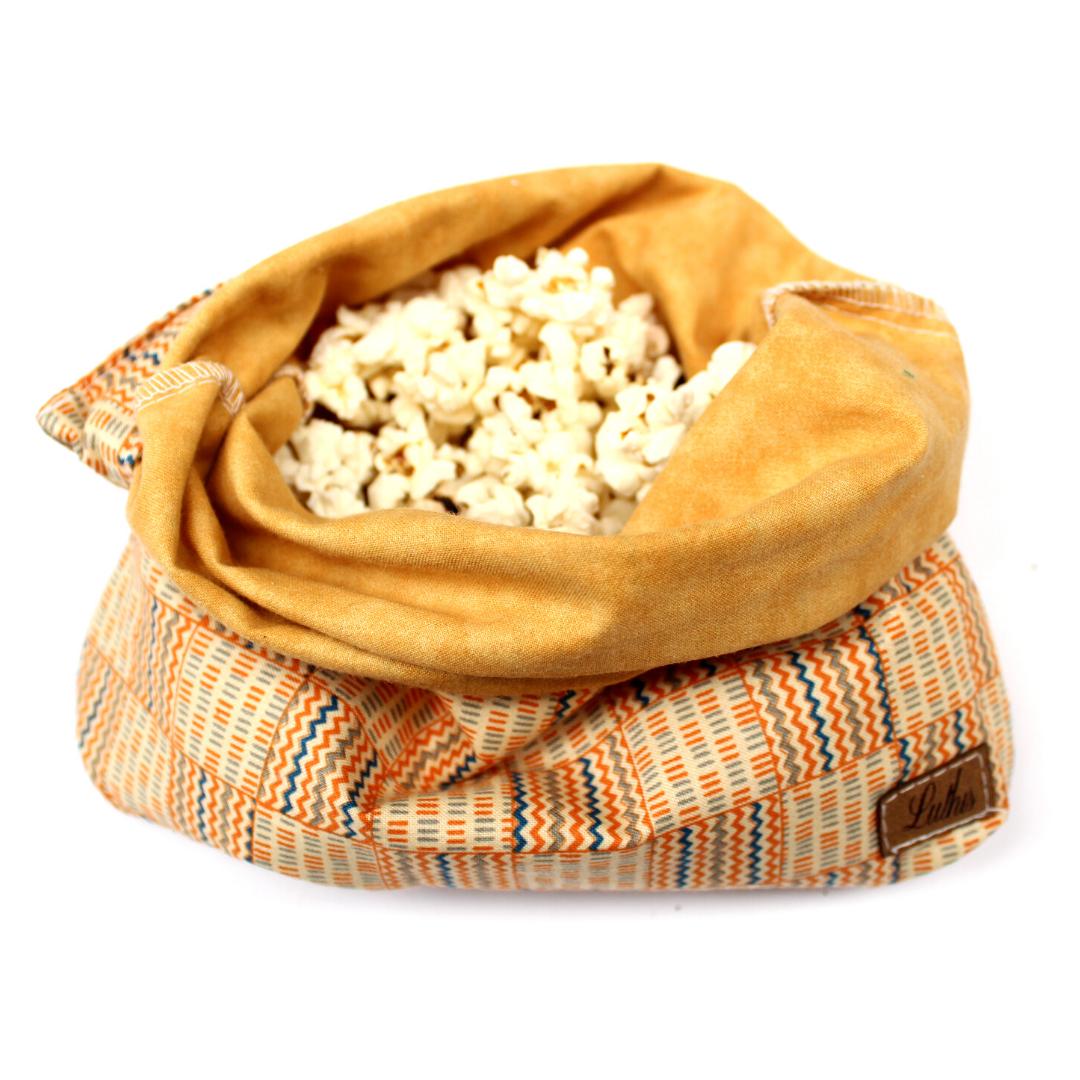 Bolsa Reutilizable para Palomitas