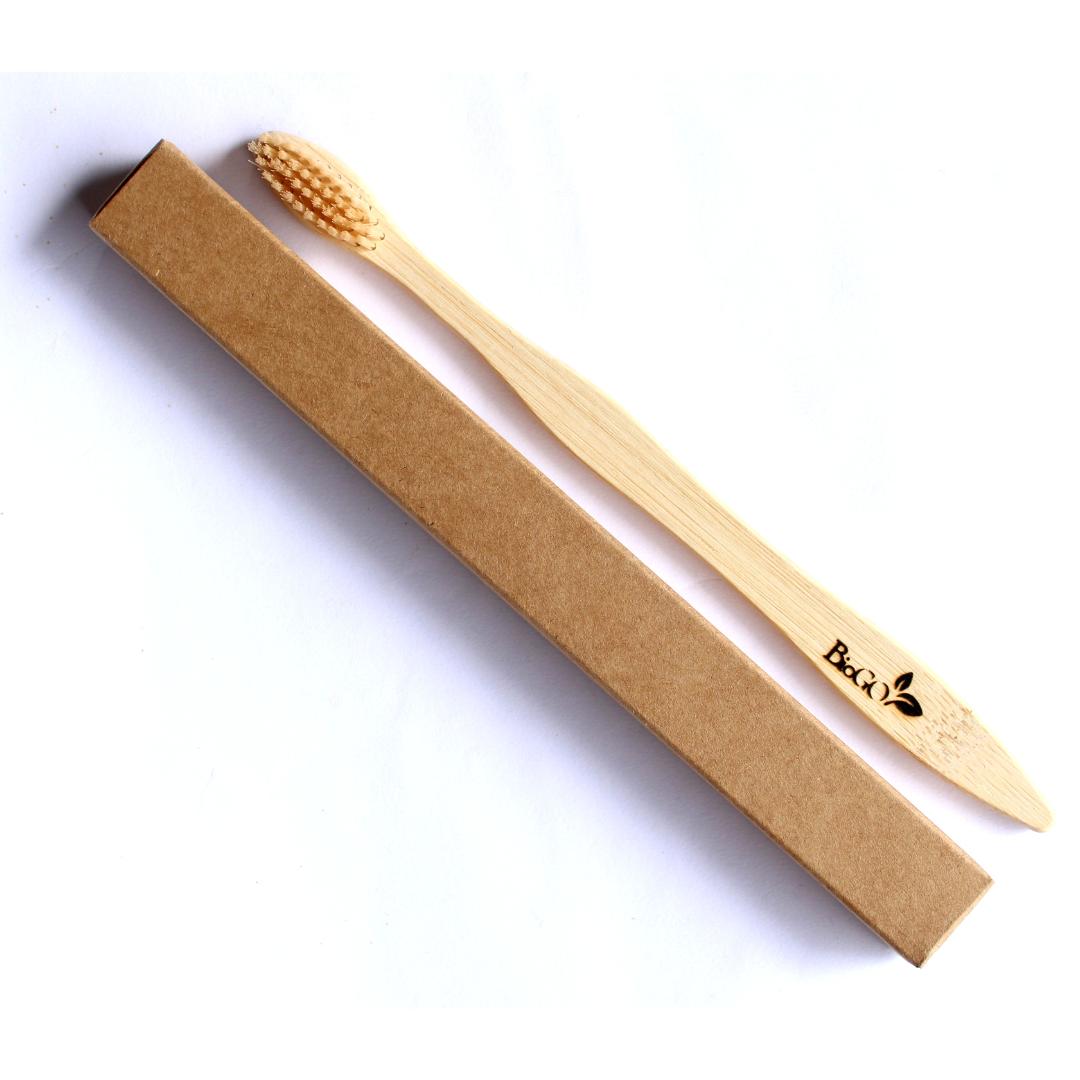 Cepillo Bambú Básico