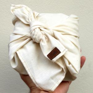 Tela reutilizable furoshiki