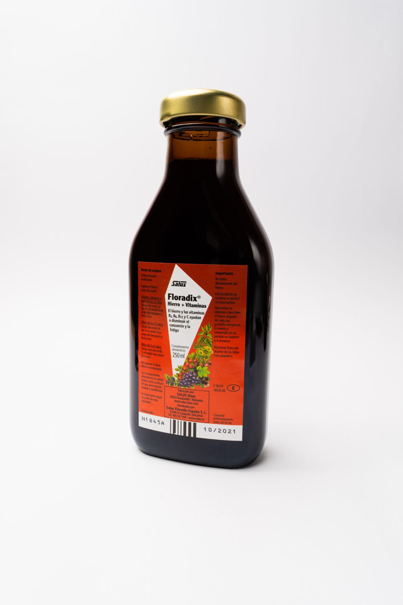 Floradix Suplemento Nutricional