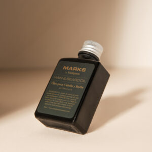 Aceite Natural para Barba