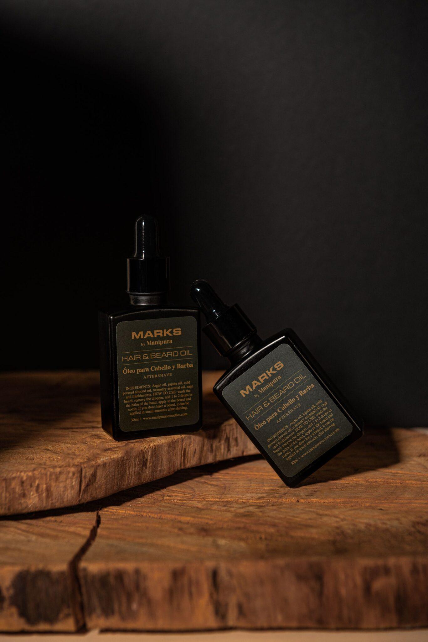 Aceite Natural para Barba (Óleo)