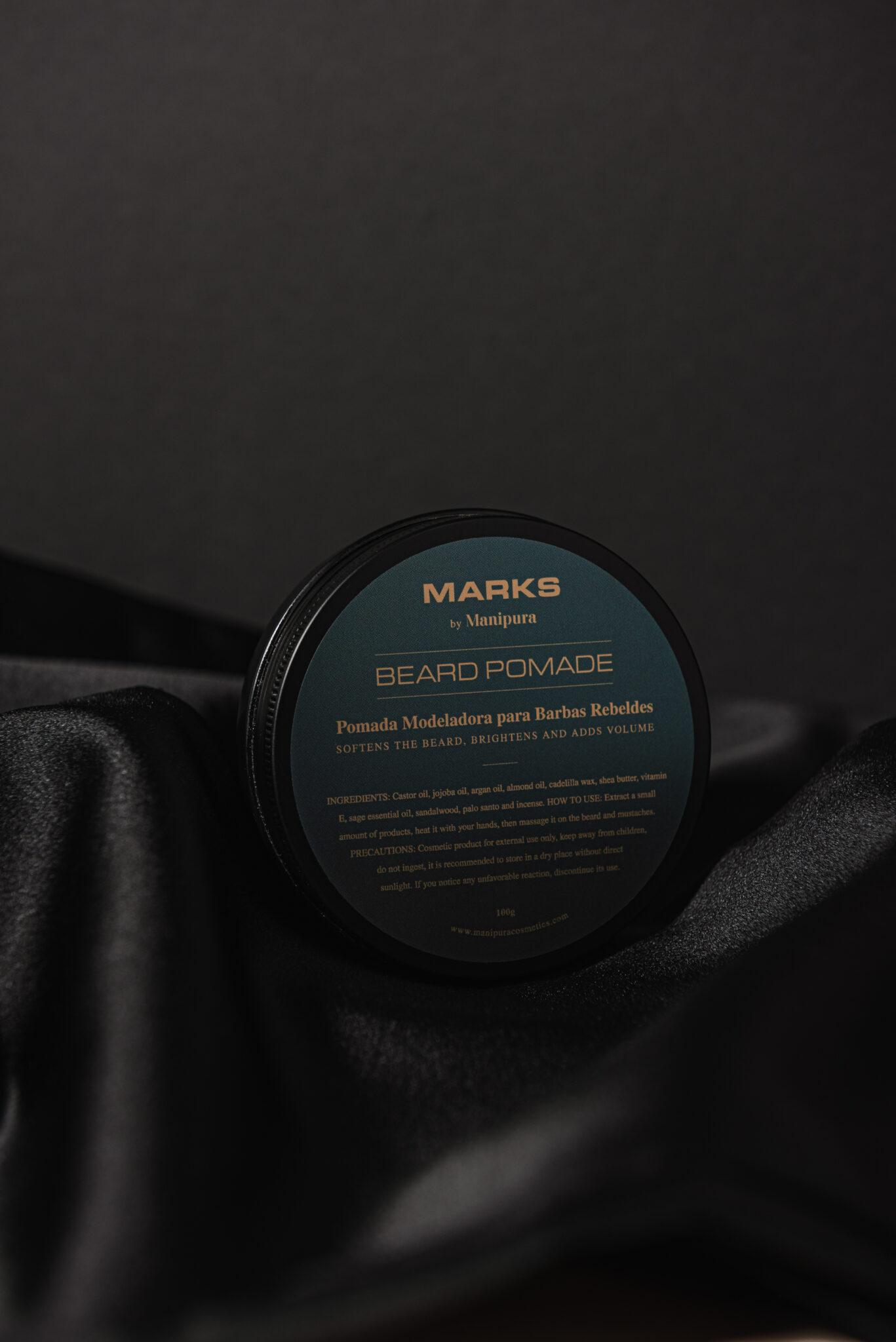Pomada Natural para Barba