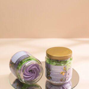 Jabón de afeitar ecológico