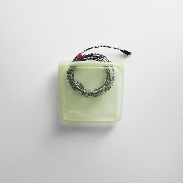 Bolsas Reutilizables de Silicona